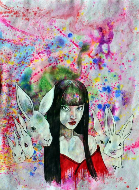 Follow The White Rabbit - Image 0