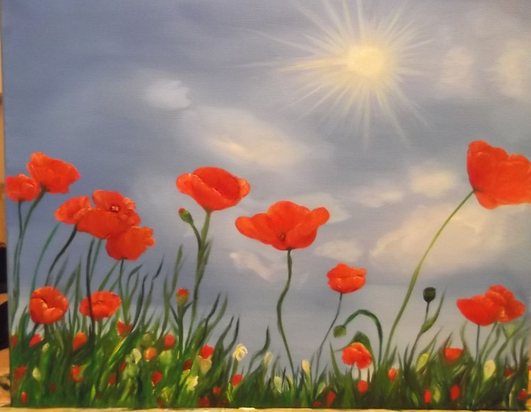 Poppies - Image 0