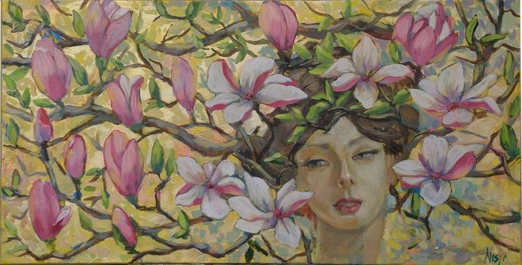 Magnolia Girl#2 - Image 0