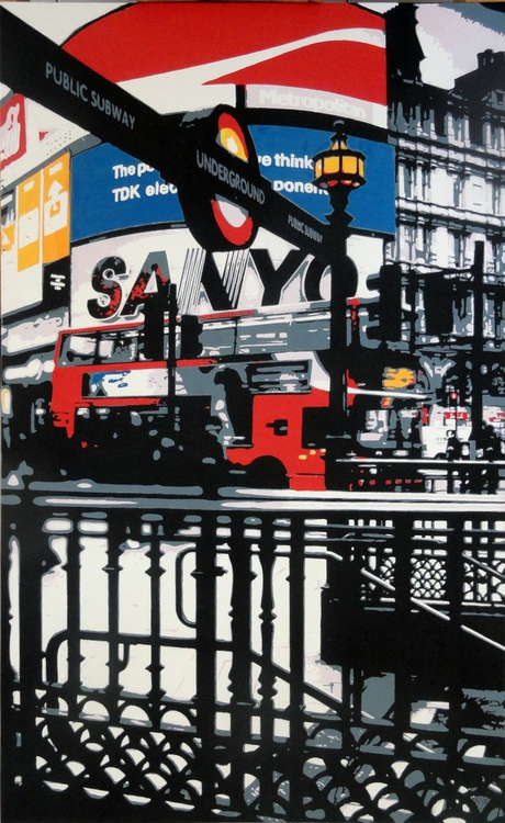 Piccadilly Circus Station, London - Image 0