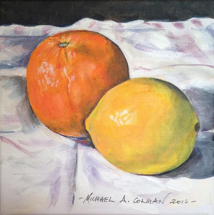 Orange and Lemon - Image 0