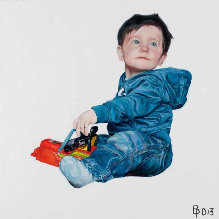 Andrea - The toy car -
