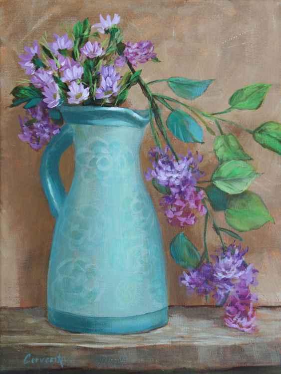 Even Lilacs Get the Blues