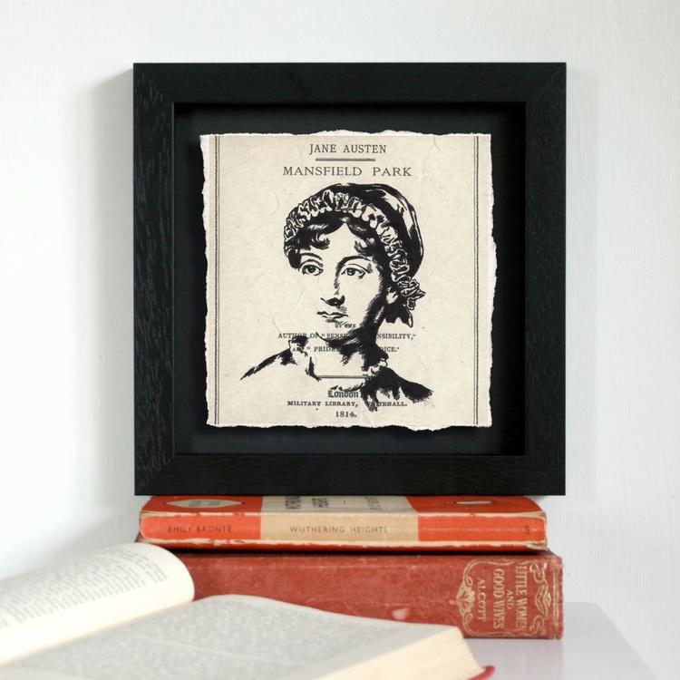 Mansfield Park - Jane Austen (Framed) - Image 0