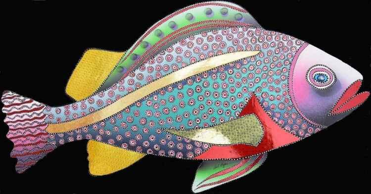 Rock Fish 3 -