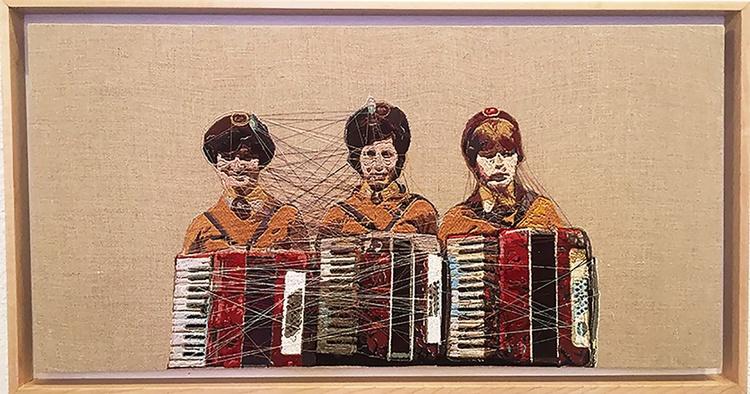The Accordionists - Image 0
