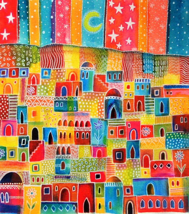 Patchwork Town - Image 0