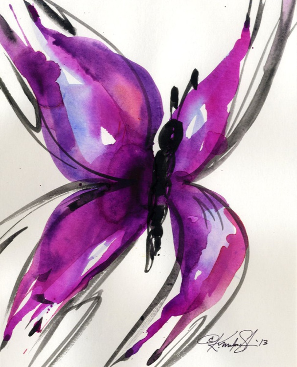 Butterfly Song No. 25 - Image 0