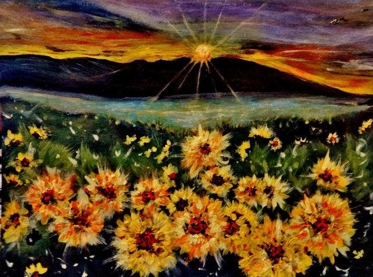 Symphony of the sun (2)... - Image 0