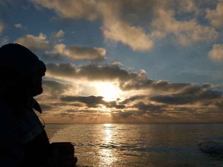 Baja Sunset -
