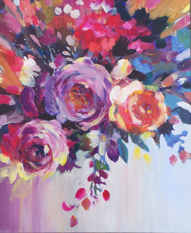 Roses in bloom - Image 0