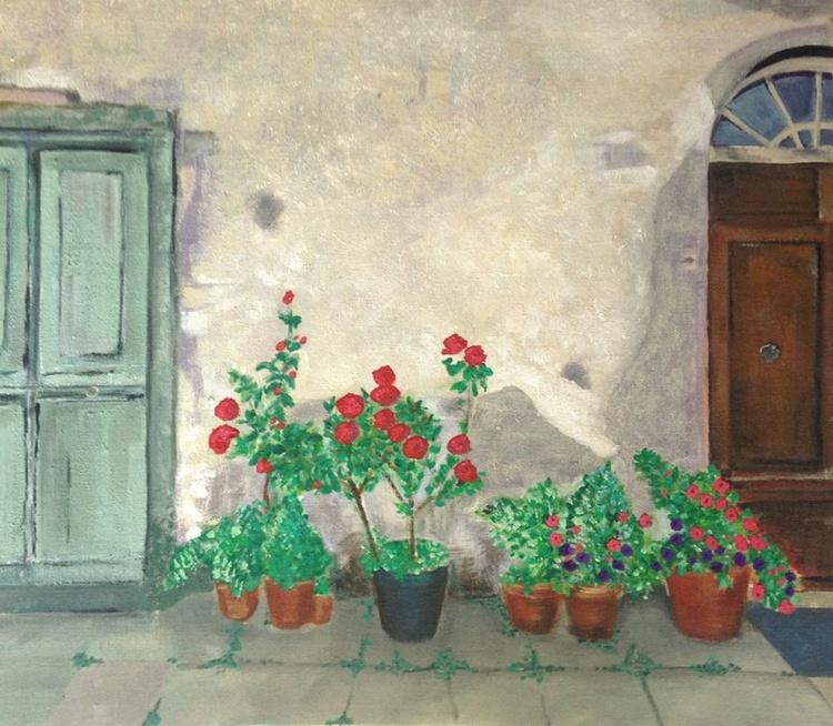 Tuscan Doors IV - Image 0