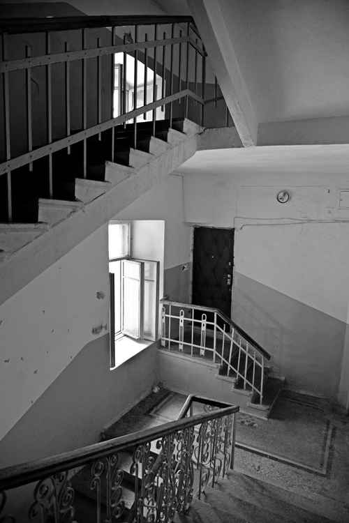 Lonely flat -