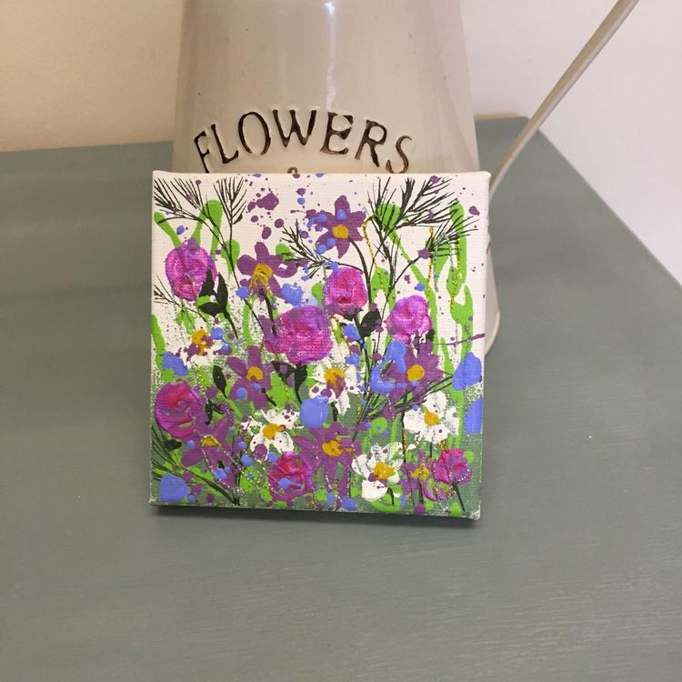 Miniature garden flowers - Image 0