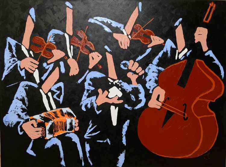 Orquesta de Tango -