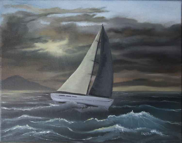 Sailing into the Night