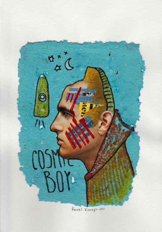 Cosmic Boy -