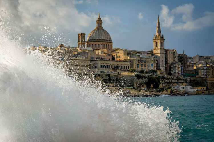 Happy 450th birthday Valletta!