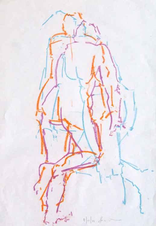 Life Drawing No 61