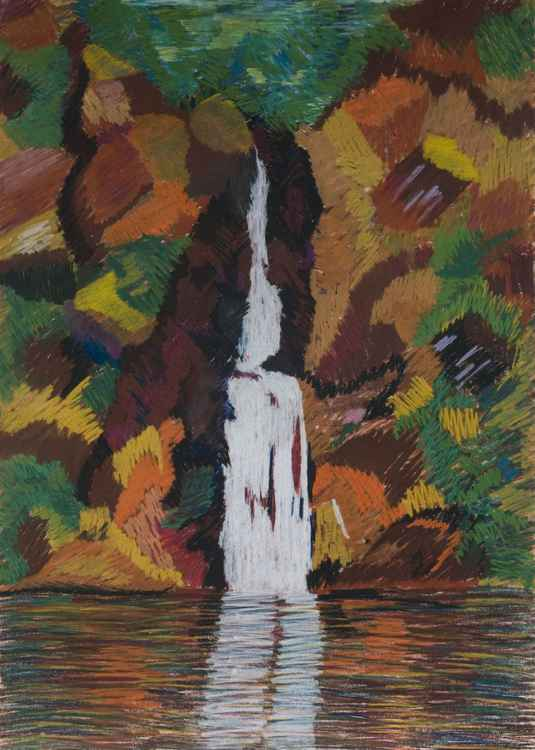 Waterfall -