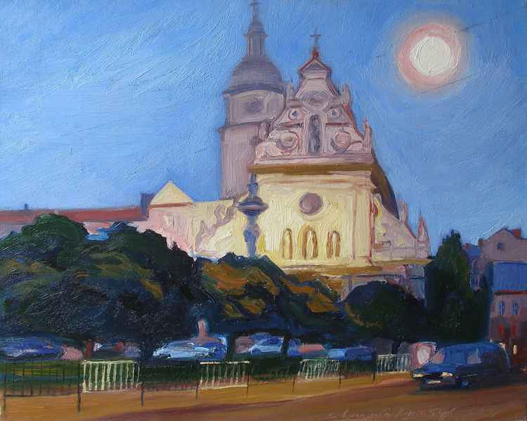 Bernardine Church -