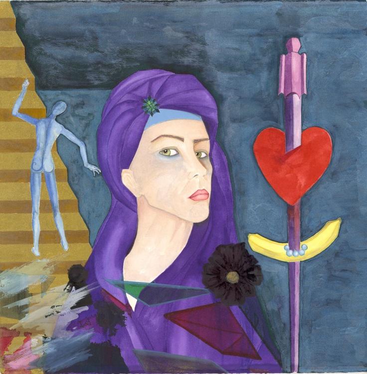 Supernatural Queen of Swords - Image 0