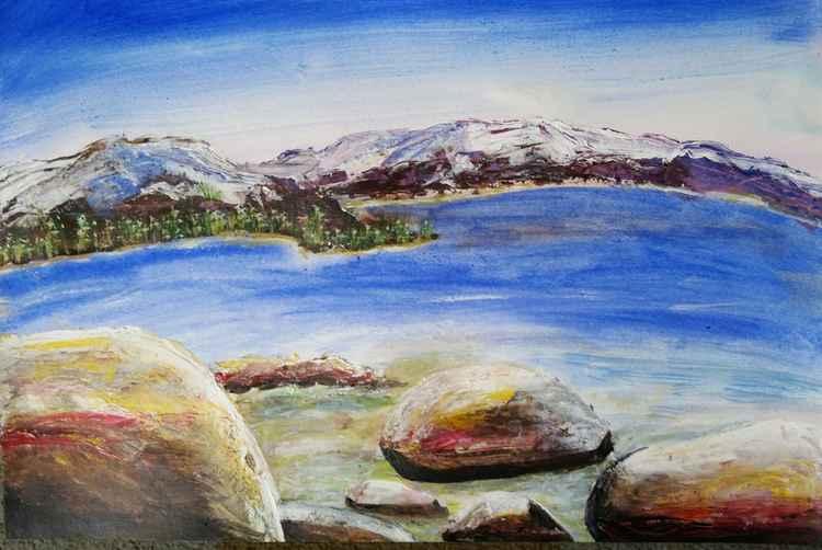 Lakeshore Boulders -