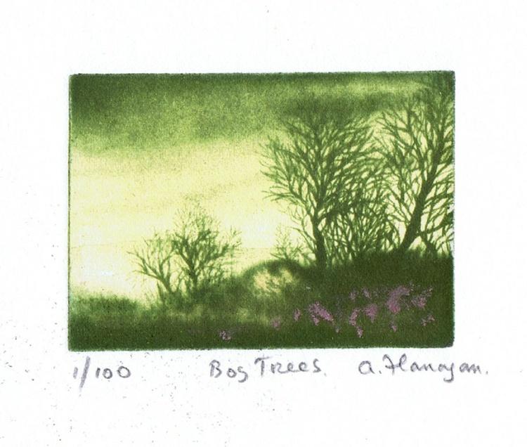 Bog Trees - Image 0