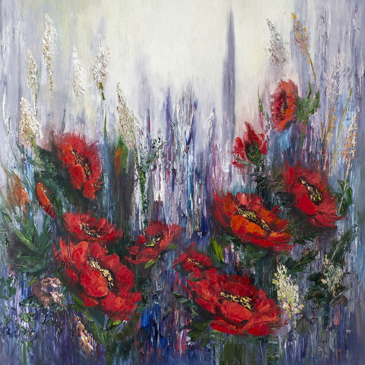 Frost And Poppies - Image 0