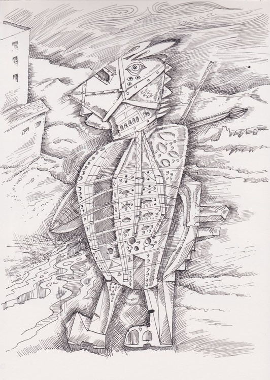 The Coat of Rabbit - Image 0