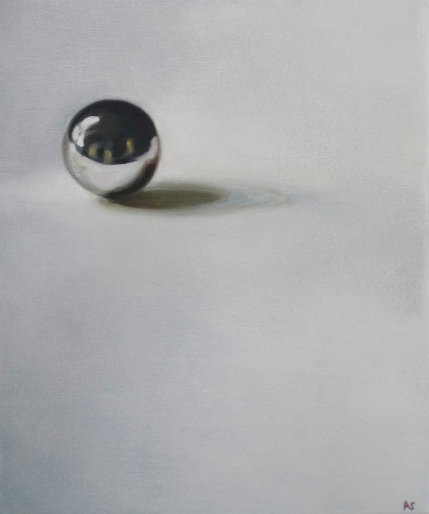 Silver Ball 2 - Image 0