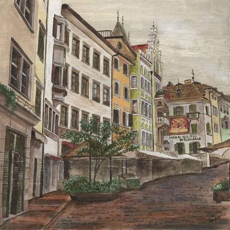European Street Scene -