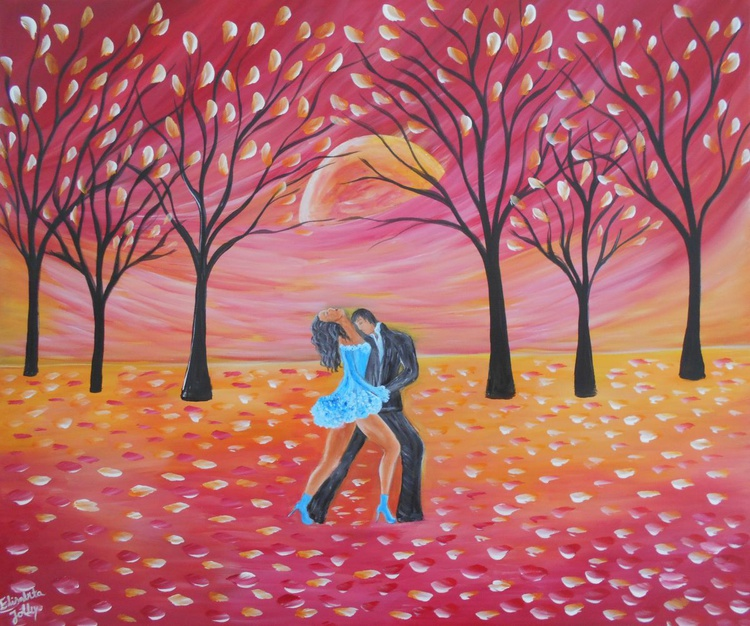 When spring come, we shall dance - Image 0