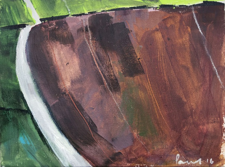 Ploughed Fields, Wye Valley - Image 0