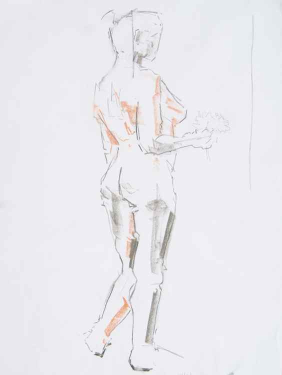 Life Drawing No 52 -