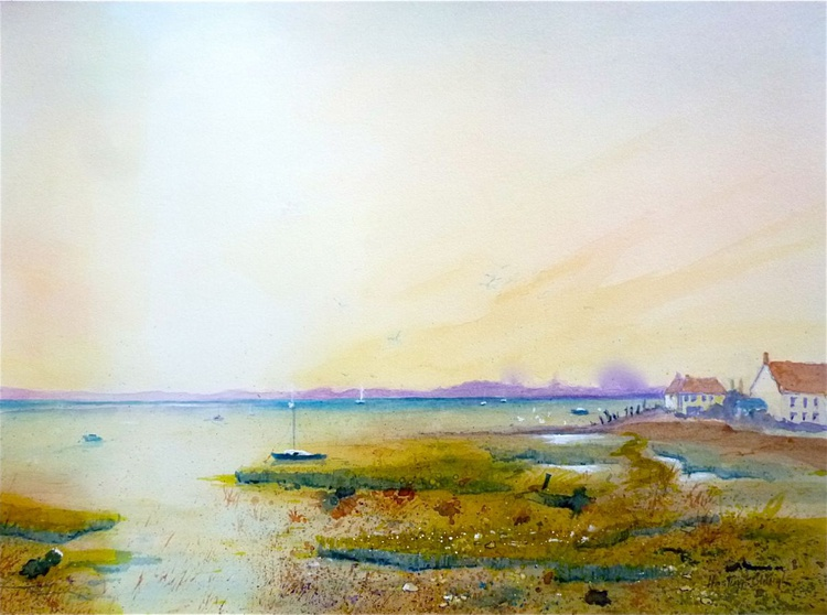 Tide Out in Bosham - Image 0
