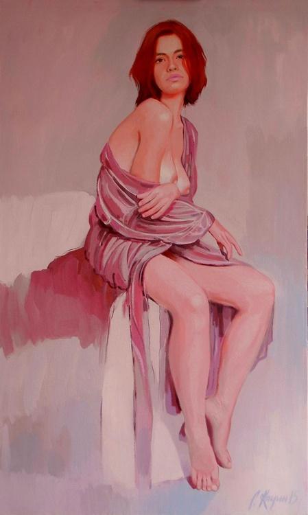 Nude, 60x100 cm - Image 0