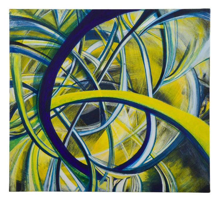 Blue and Yellow Energy - Image 0