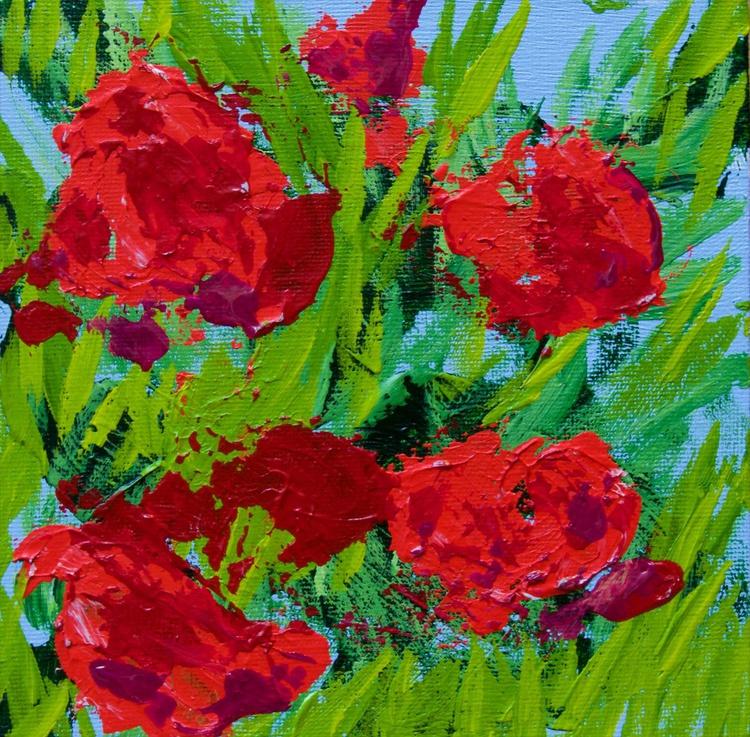 Sitta Garden 6 x 6  inches - Image 0