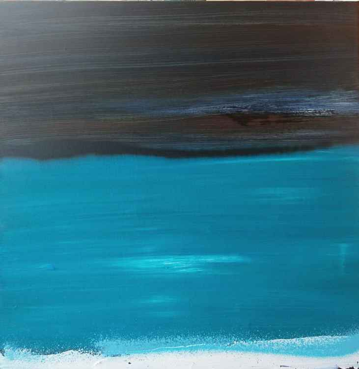 'Blue Day' contemporary coast -