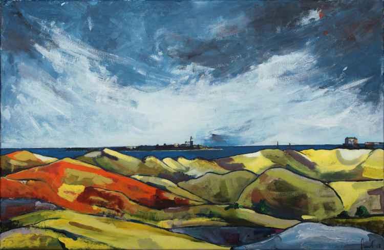 Dunes, Northumberland -