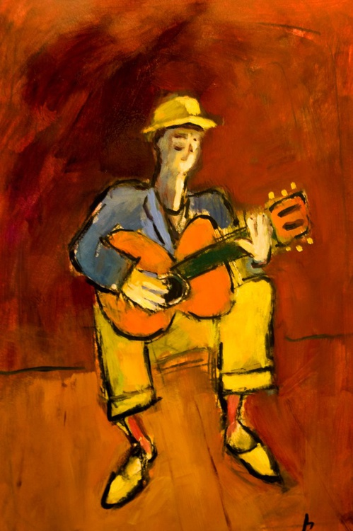 Solo Guitar - Image 0