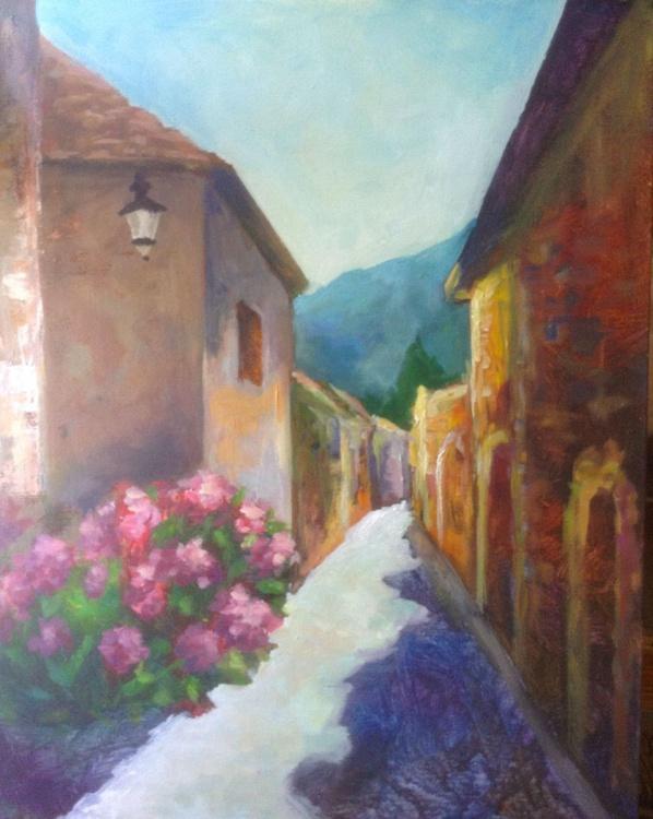 The old romantic street - Image 0