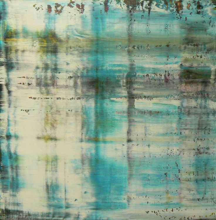 Richter Scale - Winters Day - SOLD -