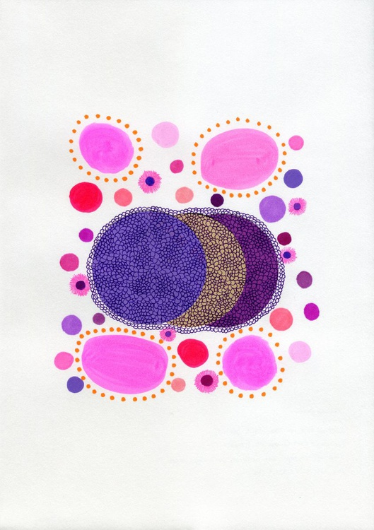 Getting Rid Of The Shit Series - You Can't Get Enough Of Purple - Image 0