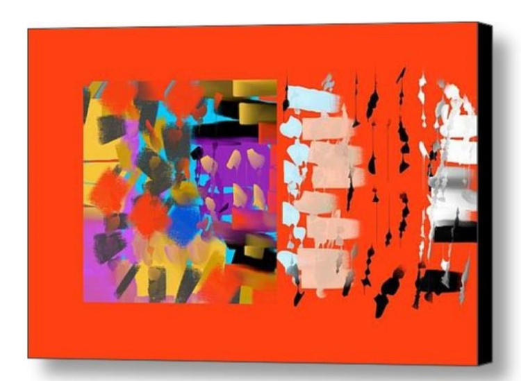 palette orange - Image 0