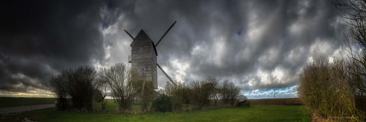 The windmill of Moutier - Image 0