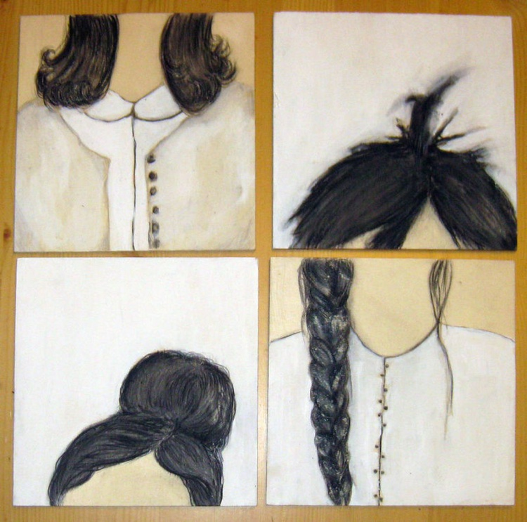 portrait of Hair - Image 0