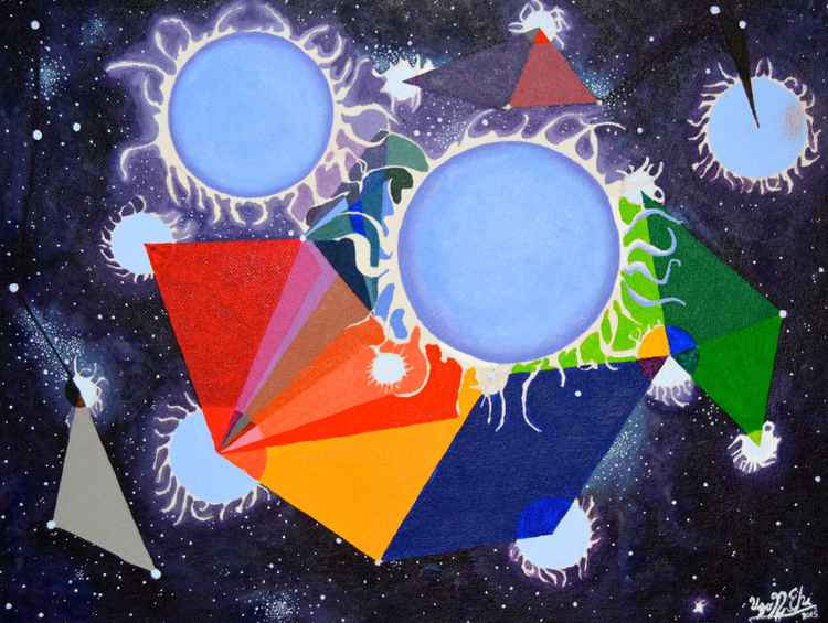 Handmade Constellations