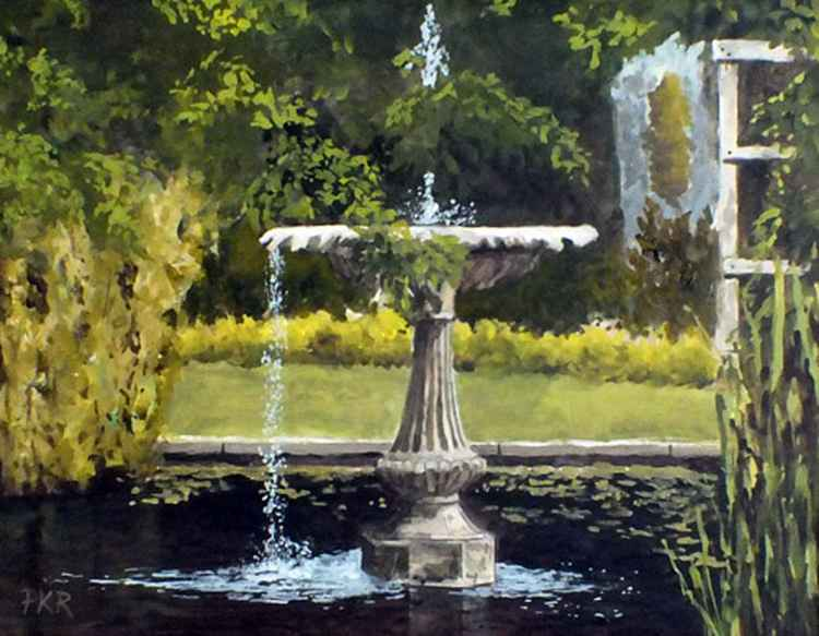 Picton Fountain -